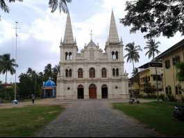 Santa Cruz Cathedral, Kochi