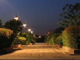Garden of Five Senses, Delhi