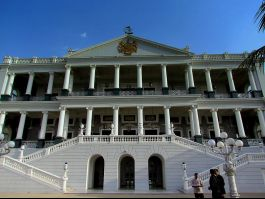 Falaknuma Palace, Hyderabad