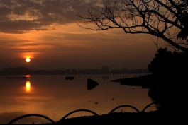 Hussain sagar Lake, Hyderabad