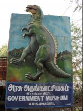 Government Museum, Krishnagiri