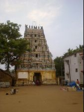 Thevaram Shrine, Thirumanancheri