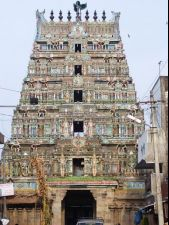 Oppiliyappan temple, Thirunageswaram