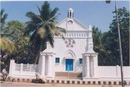 St.Ann's Catholic Church, Yanam