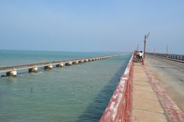 Pamban Bridge, Rameshwaram