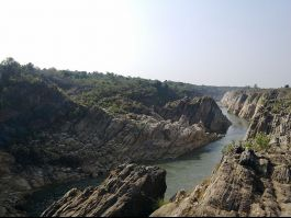 Marble Rocks at Bhedaghat, Jabalpur
