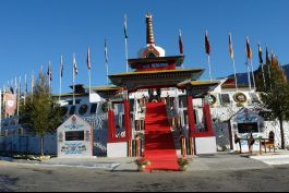 Tawang War Memorial, Tawang