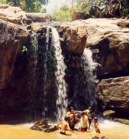 Waterfalls in Jashpur, Jashpur