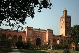 Moorish Mosque, Kapurthala