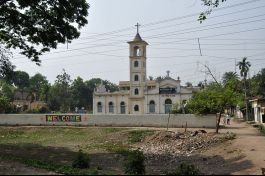 Roman Catholic Church, Krishnanagar