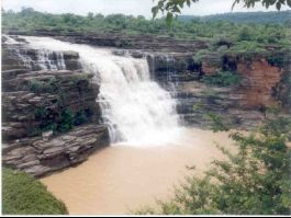Karkat Waterfall, Kaimur