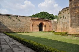 Tipu Sultan Fort, Bangalore