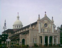 Rosario Cathedral, Mangalore