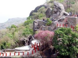 Honeymoon Point, Mount Abu
