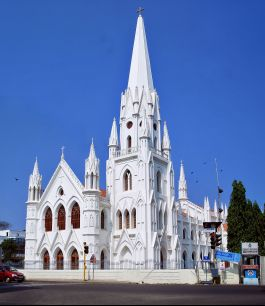 San Thome Church, Chennai