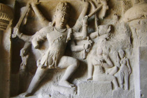 Pictorial Tour of the Ellora Caves