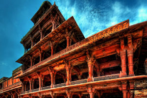 Scenic Tour of Uttar Pradesh