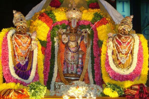 Temple Tour Through Bangalore