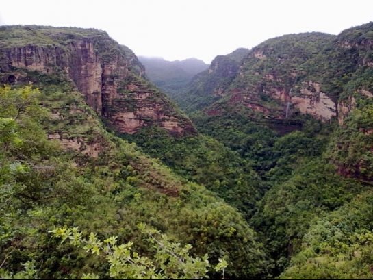 Pachmarhi - Abode of Nature