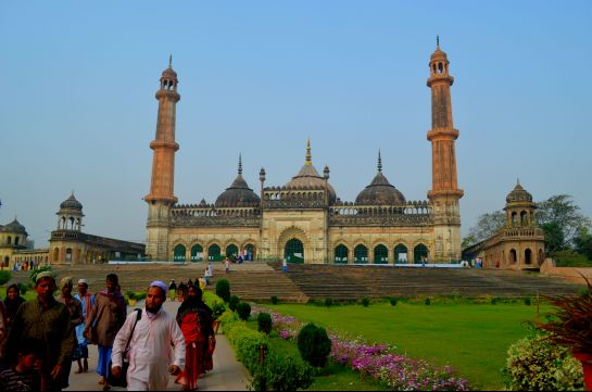 Lucknow Tourism!
