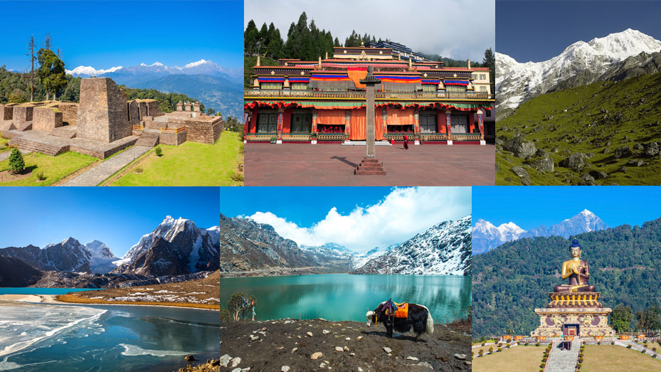 Sikkim : A Paradise on Earth !!
