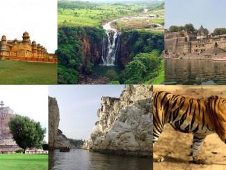 Madhya Pradesh Tourism Travel Guide