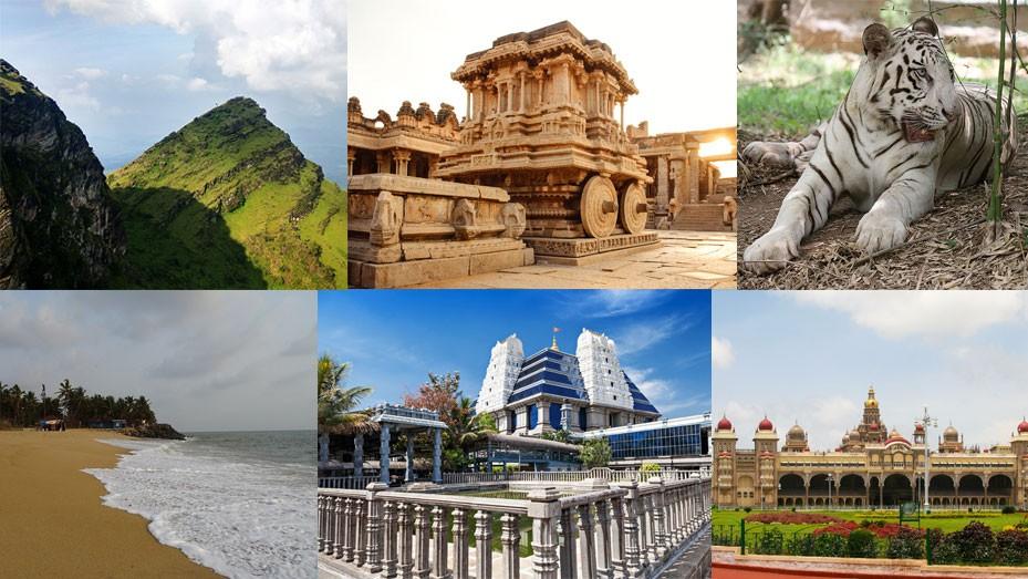 Karnataka Tourism Travel Guide Tourist Places In Karnataka Nativeplanet