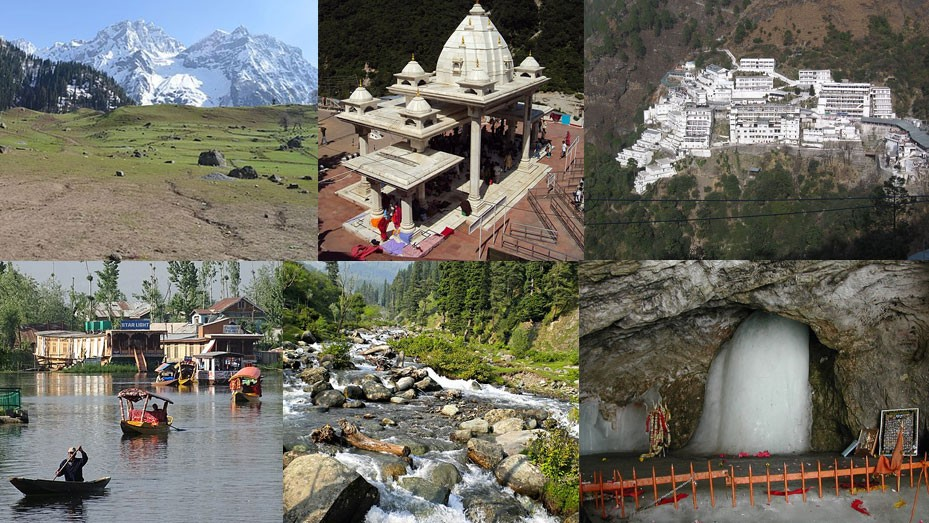 Jammu And Kashmir Tourism Travel Guide Tourist Places In Jammu And Kashmir Nativeplanet