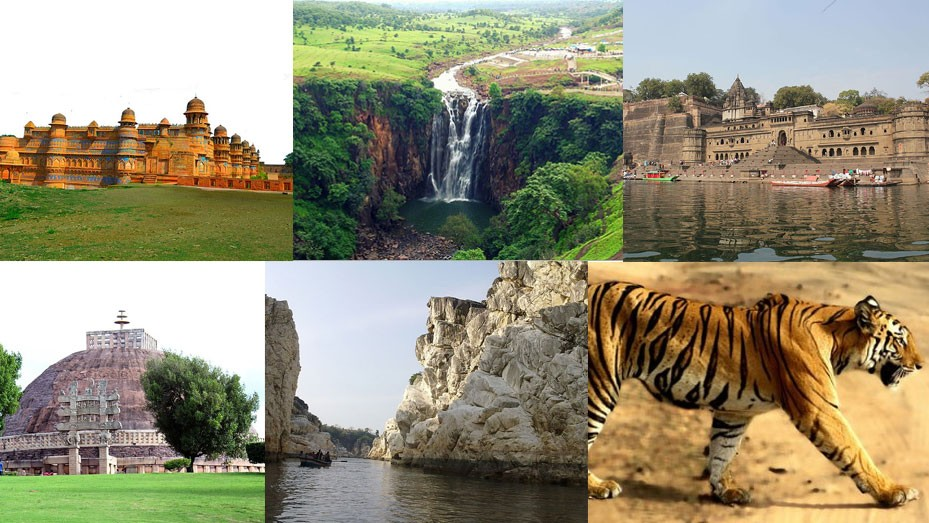 Image result for travel madhya pradesh